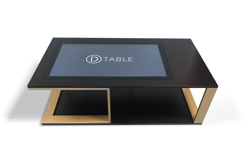 D-Lounge Coffe Table Touch Screen