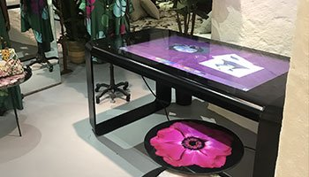 D-Table Multitouch Table Locations