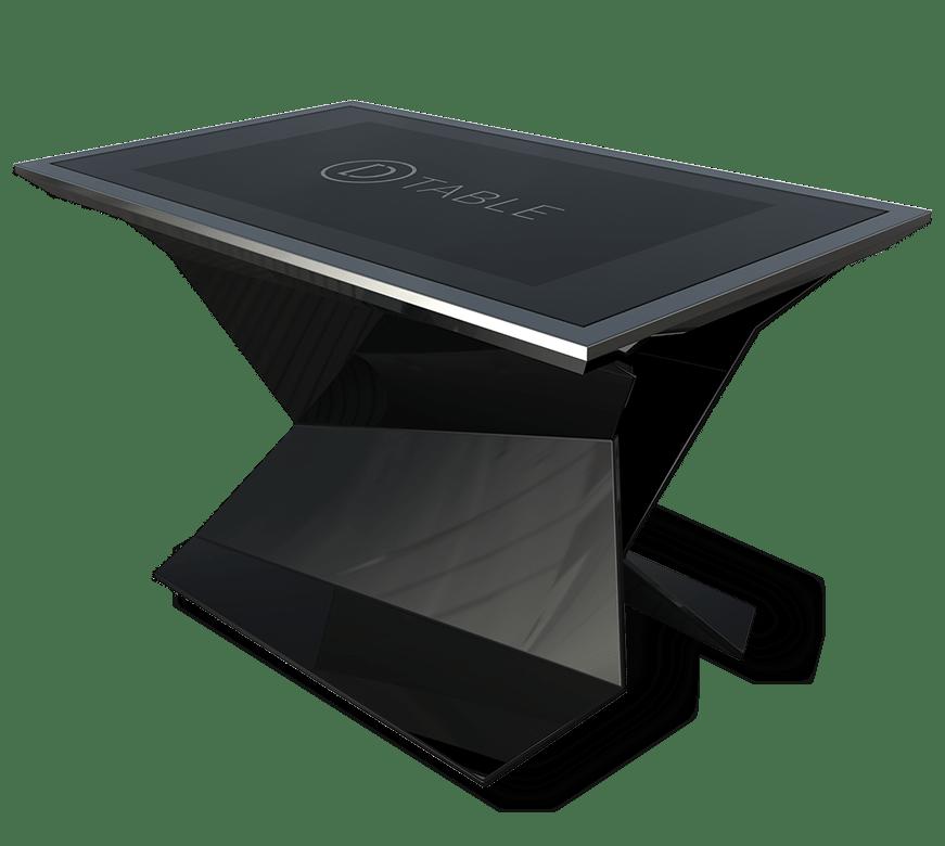 D-MONSTER multitouch table