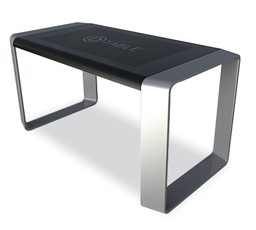 d-square multitouch table