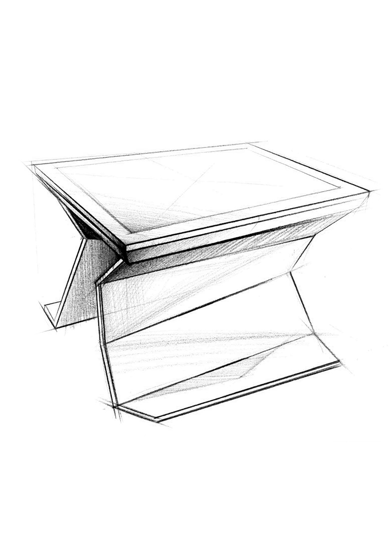 D-Monster by D-Table, Luxury Multitouch Design Table