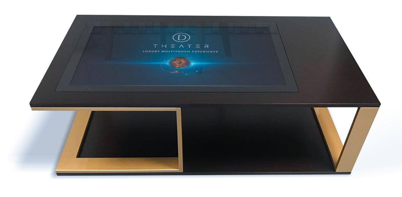 D-Theater Software Touchscreen