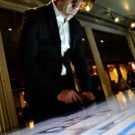 D-Square, Luxury Multitouch Table