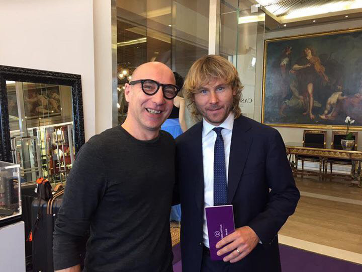 D-table Pavel Nedved