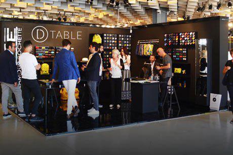 D-Table at Pitti Uomo