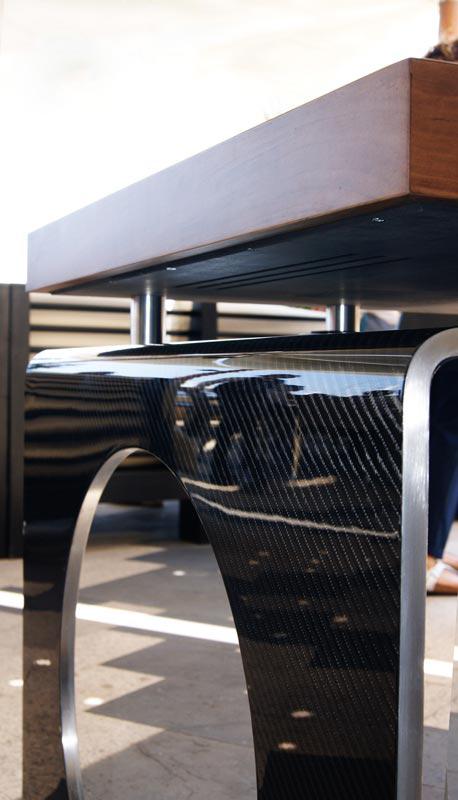 D-Young L.E in Carbon Fiber in Porto Cervo