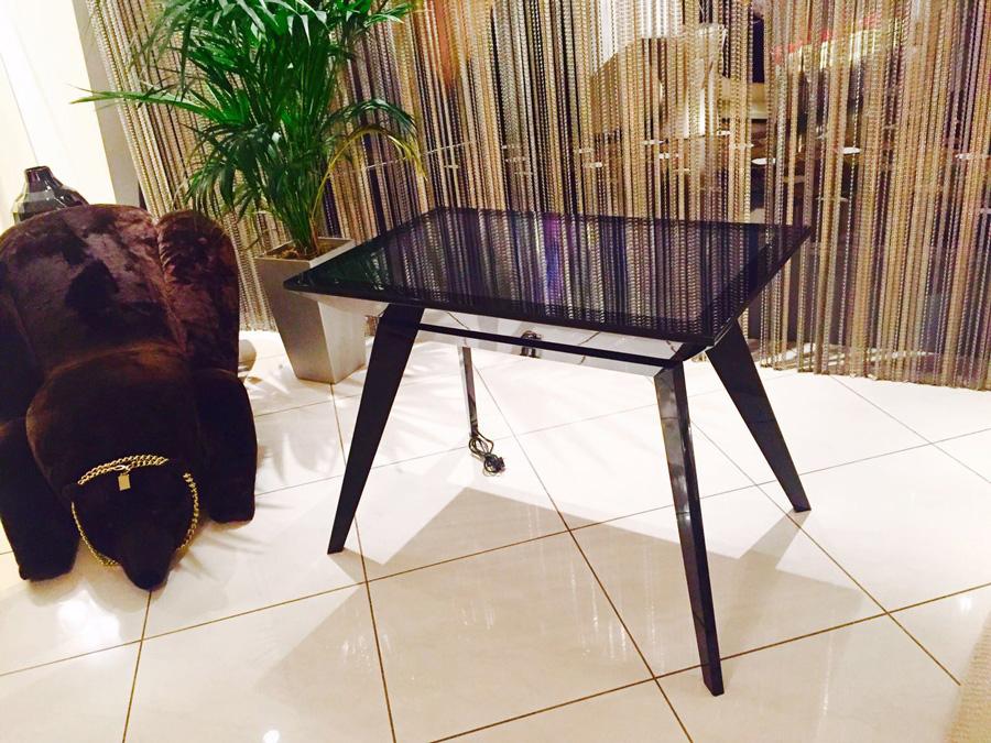 D-Zero, Multitouch Luxury Design Table