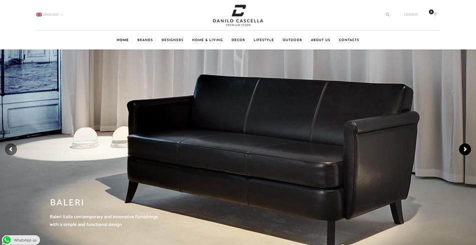 Danilo Cascella Premium Store