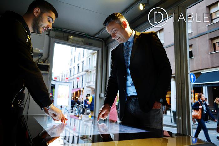 Edoardo Cascella introduced D-Square