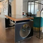 Il salotto di Milano Showroom D-Table