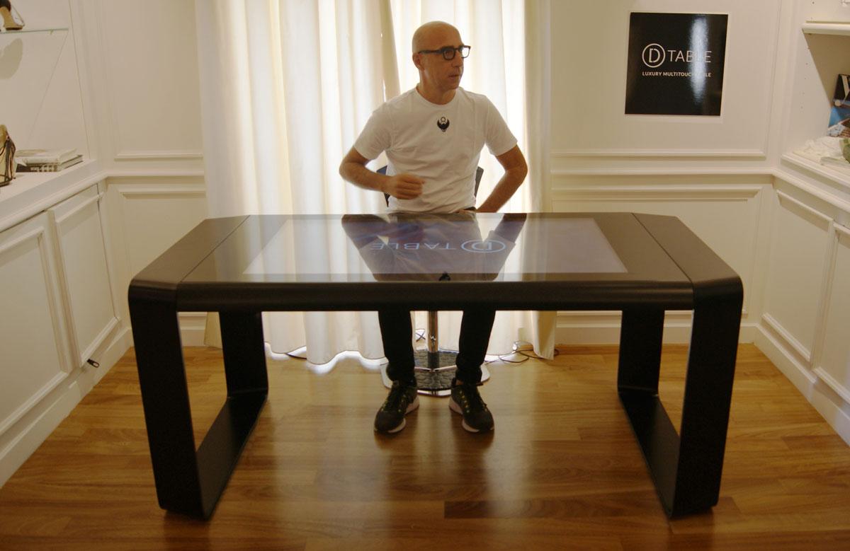 D-Table Salotto di Milano 2019