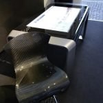 Silver D-Square, Luxury Multitouch Table