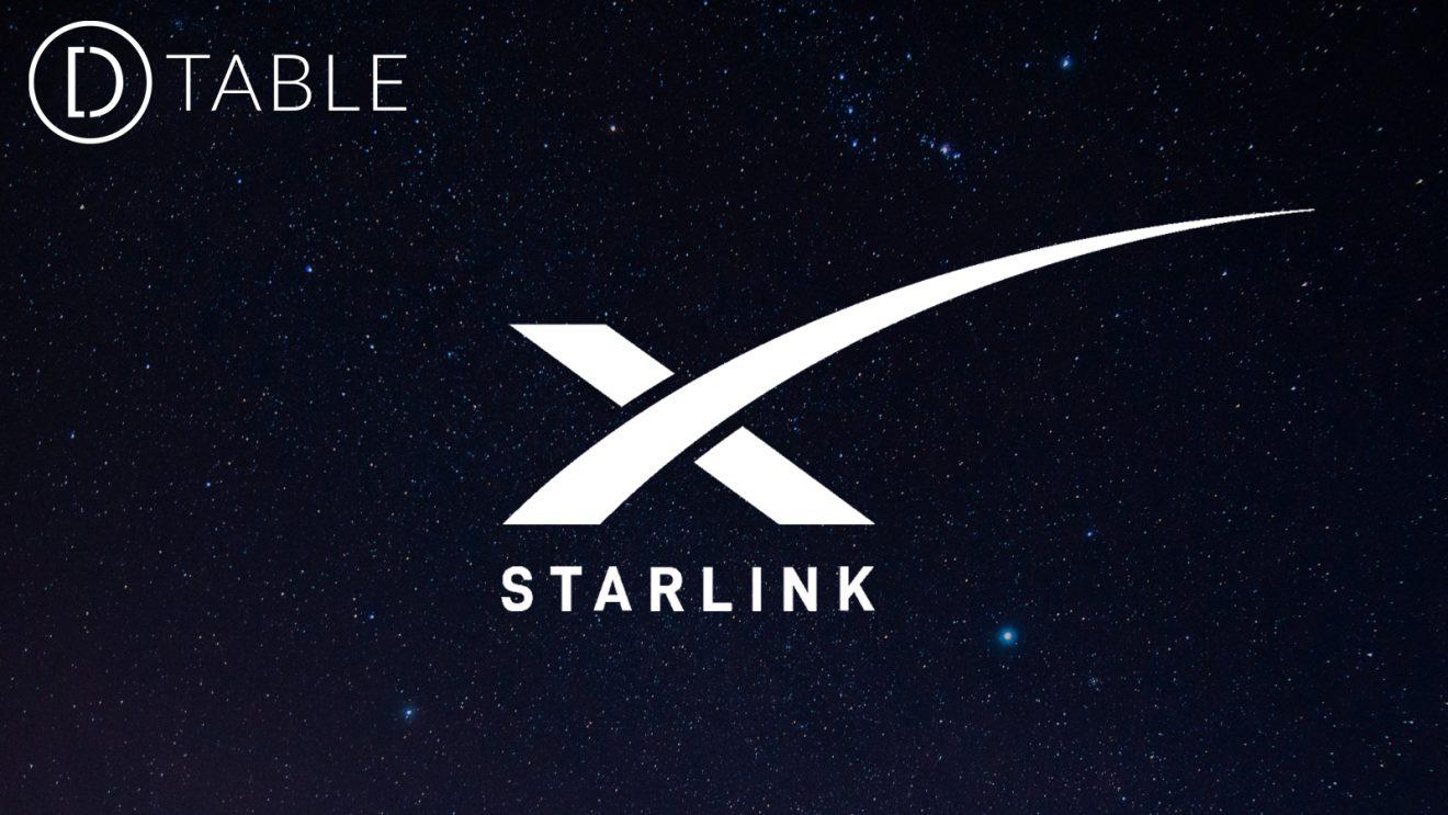 Starlink: D-Table e la connessione satellitare di Elon Musk
